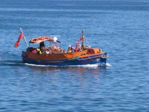 Chaddy's Boat