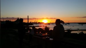 Fishing Club Sunset