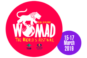 Womad concert